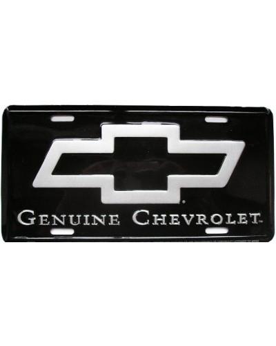 Americká ŠPZ Genuine Chevrolet