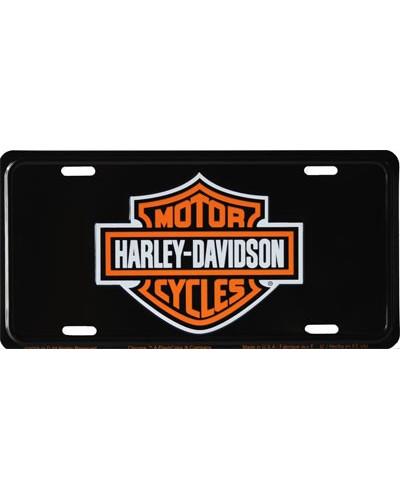 Americká ŠPZ Harley Davidson Logo