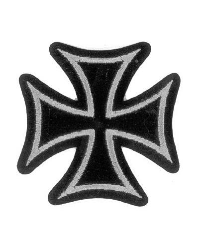 Moto nášivka Kríž 15 cm x 15 cm