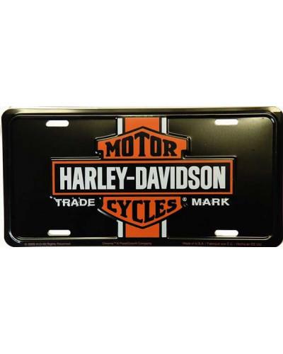 Americká ŠPZ Harley Davidson Vintage logo