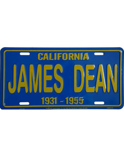 Americká ŠPZ James Dean California Blue