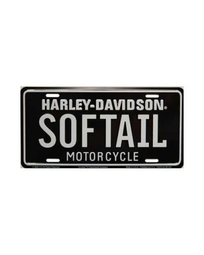 Americká ŠPZ Harley Davidson Softail