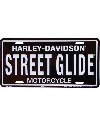 Americká ŠPZ Harley Davidson Street Glide
