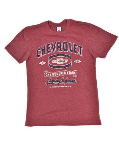 Tričko Chevrolet Century Red