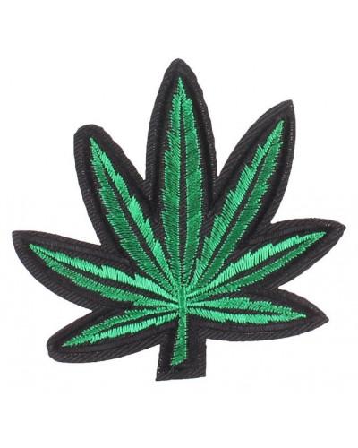 Nášivka Marijuana list 9 cm x 9 cm
