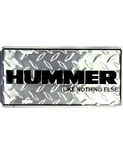Americká ŠPZ Hummer